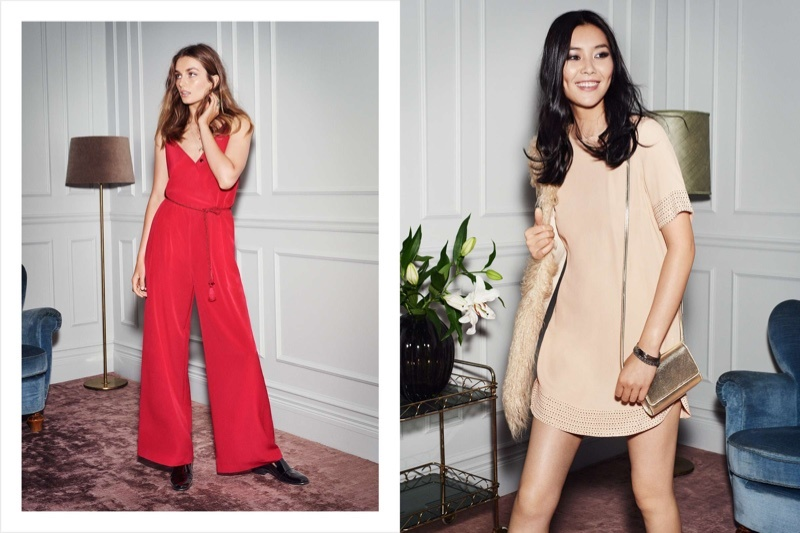 H&M catálogo Navidad 2015