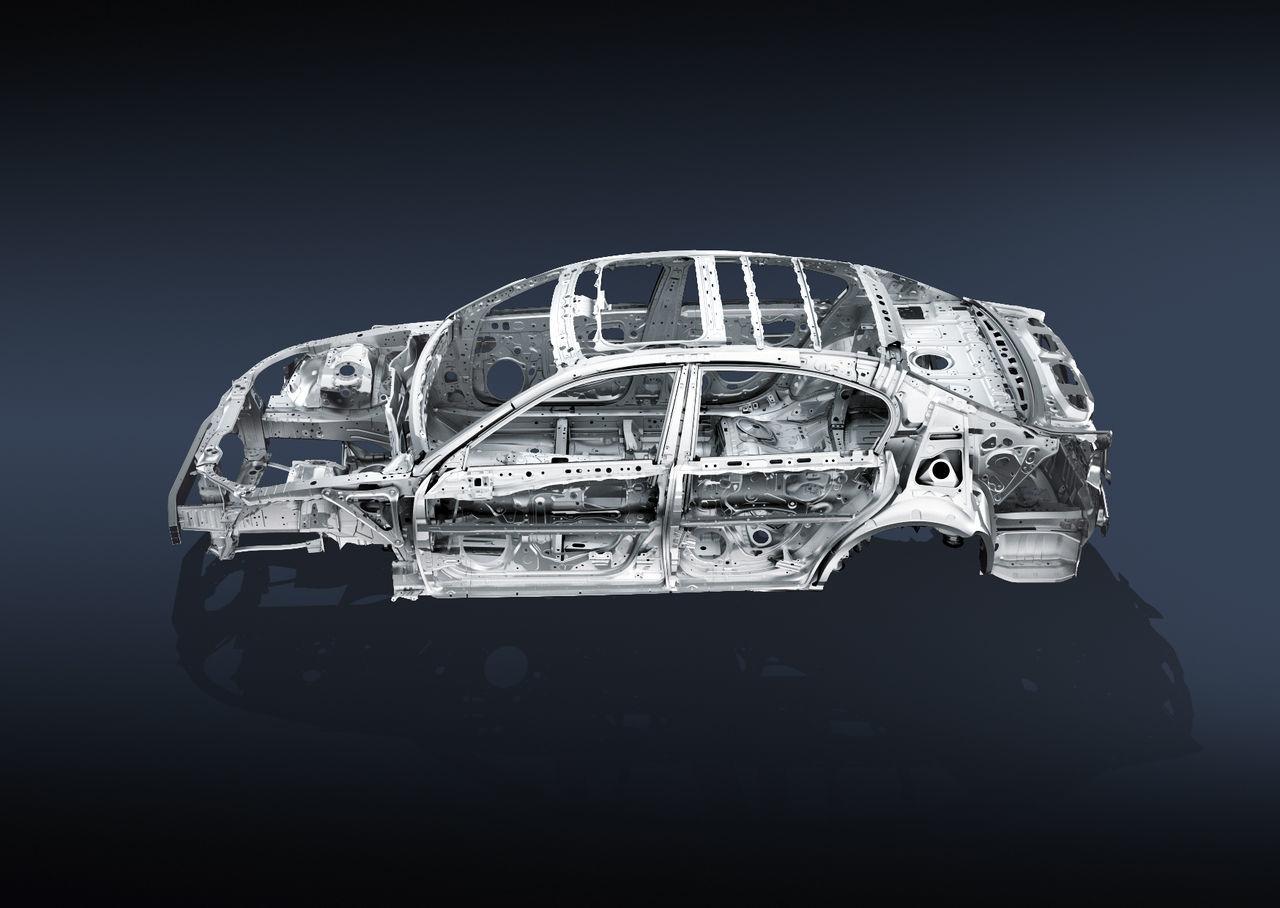 Foto de Lexus GS 450h (2012) (47/62)