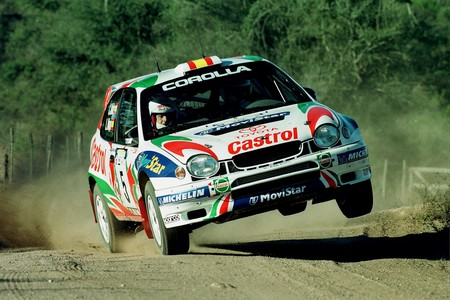 Carlos Sainz Wrc Toyota