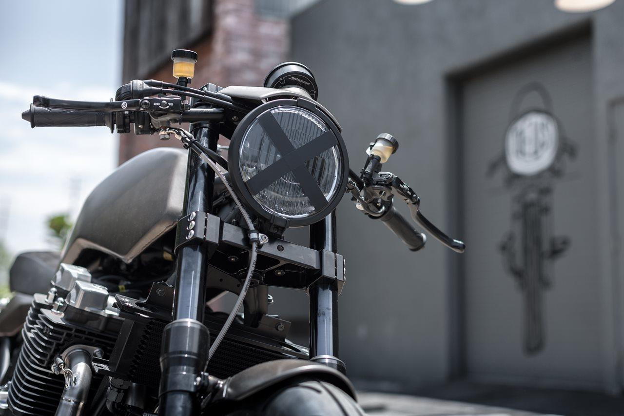 Foto de Yamaha XJR 1300 Projecto X por Deus Ex Machina Italia (12/27)