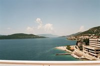 Neum: playa bosnia ¡en la costa de Croacia!