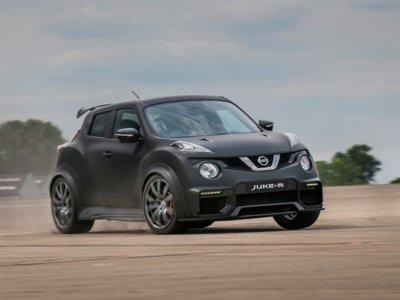 Si quieres un Nissan Juke-R 2.0, quizá Nissan te fabrique alguno, pero no por menos de 600.000 euros