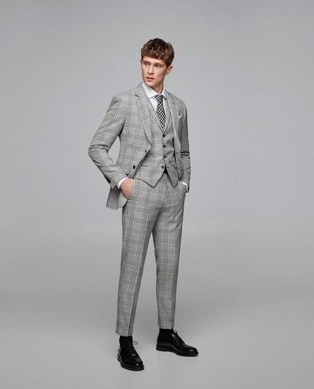zara trajes chaqueta caballero