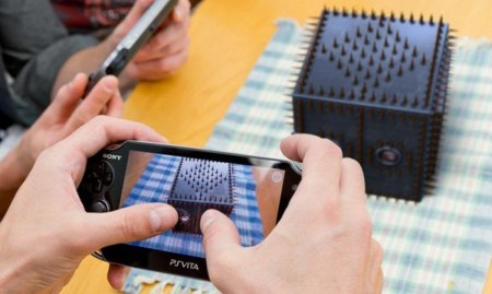 'Open Me' para PS Vita, un juego de realidad aumentada... de abrir cajas
