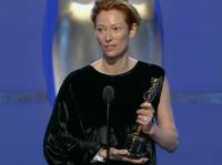 Oscar 2008: Actriz de reparto es Tilda Swinton