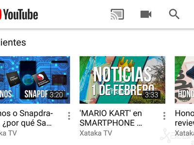 Cómo acceder a los vídeos que has visto hace poco y gestionar el historial de reproducciones de YouTube