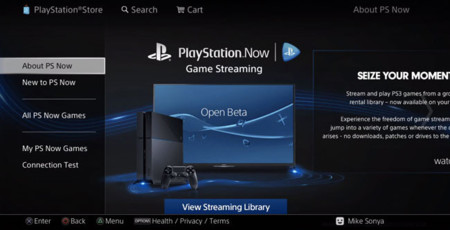 PlayStation Now y su beta abierta, ya disponible en Estados Unidos y Canadá