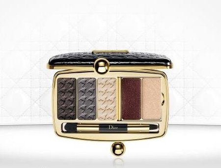 Un lujo de Navidad: Dior Minaudière, la paleta de maquillaje en edición limitada
