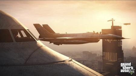 Si crees que algún día controlarás el avión de GTA V como en estos vídeos de piruetas, sigue soñando