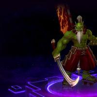 Samuro, el Maestro del Acero próximamente en Heroes of the Storm