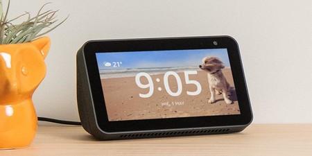Echo Show 5 de Amazon, un nuevo miembro en la familia que añade una pantalla de 5 pulgadas a sus capacidades, por 89,99 euros