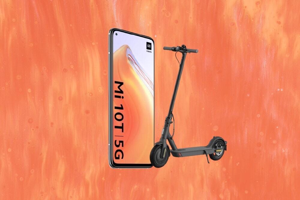 Xiaomi Mi 10T con patinete de regalo, 16 smart TV 4K rebajadísimas y las mejores ofertas previas al Amazon Prime Day 2020: Cazando Gangas