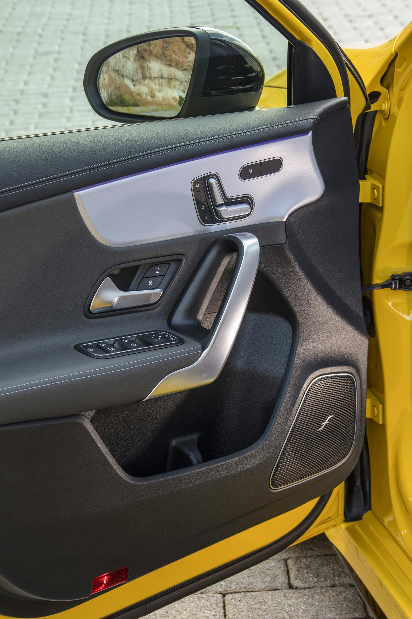 Foto de Mercedes-AMG A35 (presentación) (44/122)