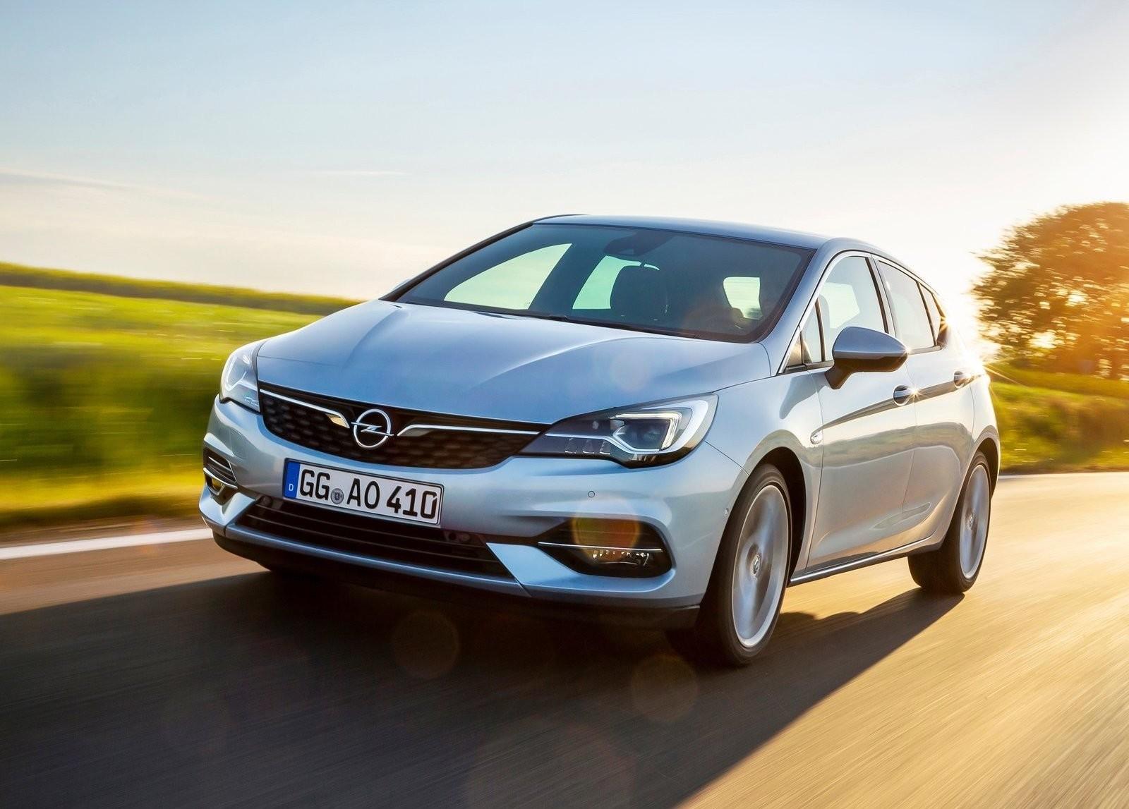 Foto de Opel Astra 2020 (2/10)
