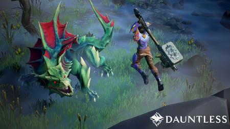 Dauntless nos permite ver su sistema de combate a través de un gameplay de su pre-alfa