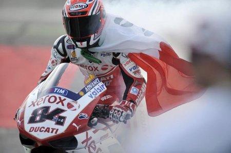 Listado de equipos para el Mundial de Superbikes 2011