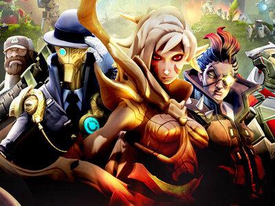 Battleborn se actualiza por última vez para siempre con nuevas skins de Borderlands