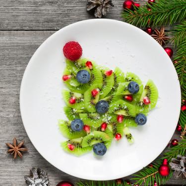 47 recetas ligeras de Navidad