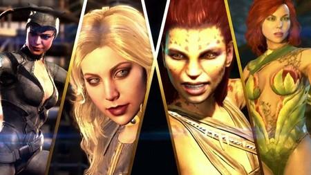 Cheetah, Catwoman, Poison Ivy y Black Canary llegan a Injustice 2 en su nuevo video