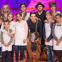 'MasterChef Junior' consolida al talent de los cocineros como un gran formato familiar