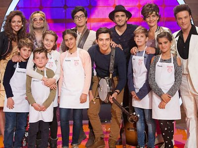 'MasterChef Junior' consolida al talent de los cocineros como un gran formato familiar