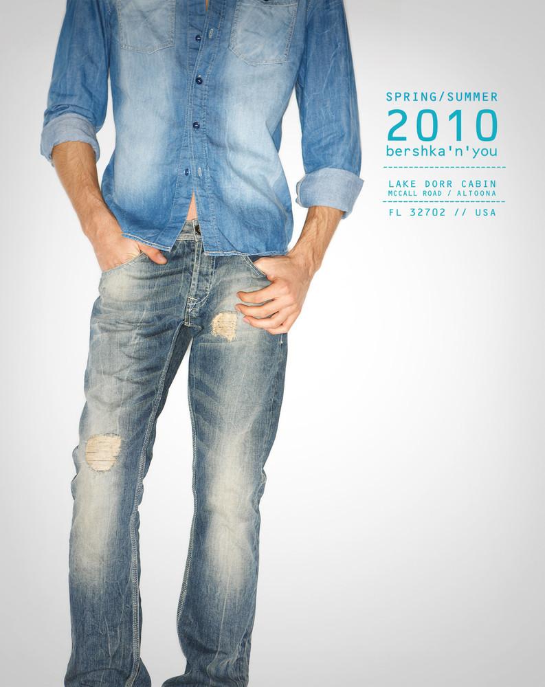Foto de Bershka, campaña y adelanto lookbook Primavera-Verano 2010 (9/9)