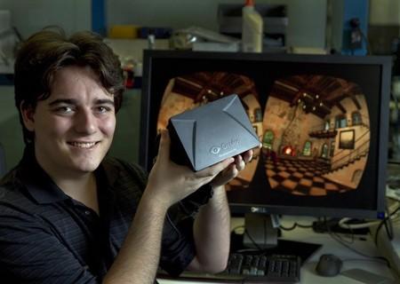 """""""Las consolas están demasiado limitadas para lo que queremos hacer"""": Palmer Luckey, creador de Oculus Rift"""