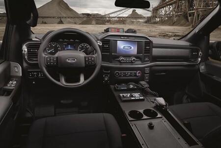 Ford F150 Police Responder 2021 3