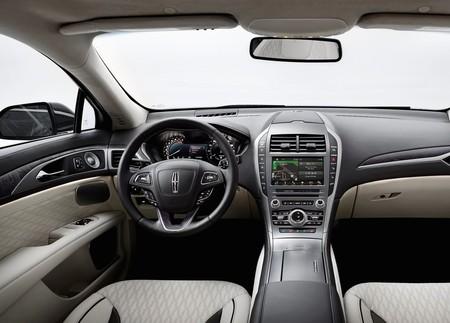 Mkz Hybrid Interior