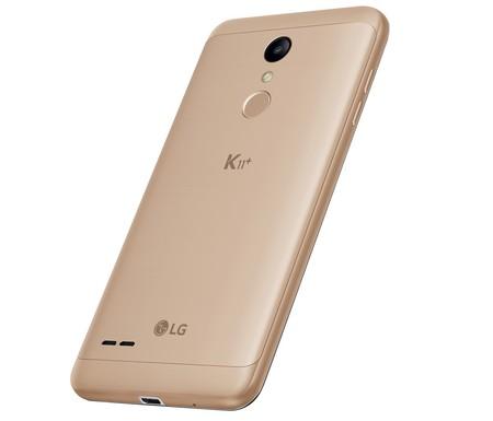 Lg K11 Plus Mexico Precio Color Dorado