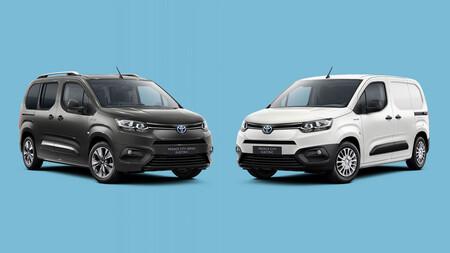 Toyota Proace City Electric: la furgoneta 100 % eléctrica de la marca nipona y fabricada en España llegará el próximo otoño