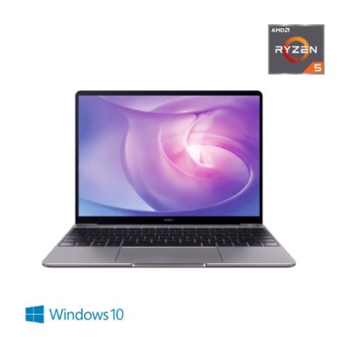 HUAWEI MateBook 13 Ryzen R5 8+256GB Gris Espacial