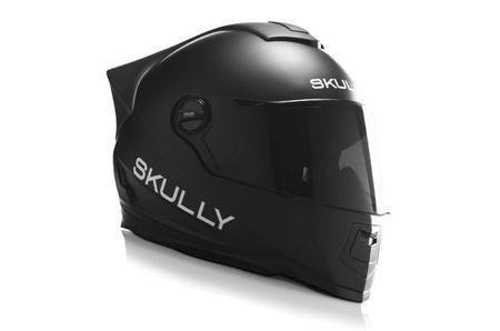 Skully AR-1, un casco inteligente con Android para motociclistas