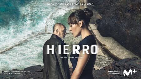 'Hierro' llega a su fin con una segunda temporada que supera a la primera, confirmándose como una de las mejores series de Movistar+
