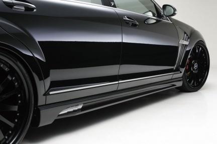 Mercedes-Benz Clase S Black Bison Edition por Wald International