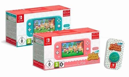 Cyber Monday 2020: en eBay, la Nintendo Switch Lite con Animal Crossing y pop socket de regalo te sale por sólo 189,95 euros con este cupón