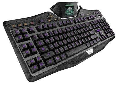 Logitech G19, lo más completo en teclados para ordenador