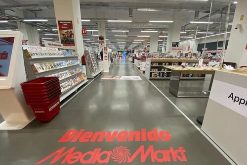 Las 24 mejores ofertas del outlet de MediaMarkt: smartphones por 59 euros, consolas PS4 rebajadas y portátiles en liquidación