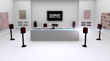 Sonido Dolby Digital Plus 7.1