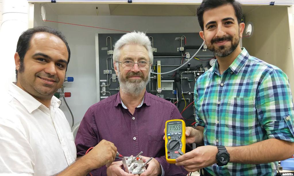 Bateria Protones Equipo