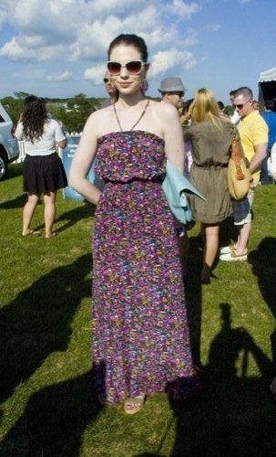 Vestido verano Michelle Trachtenberg