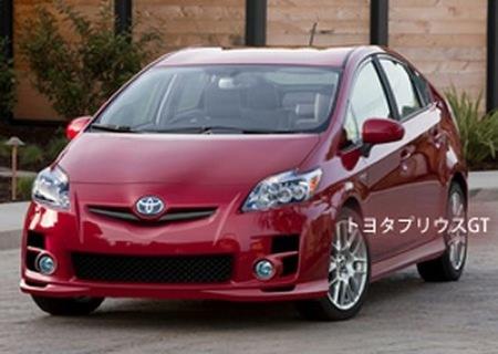 ¿Un Toyota Prius deportivo?
