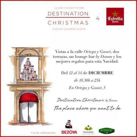 Invitacion Destination Christmas