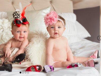 Los tacones para bebés, ¿adorables o nos los podíamos ahorrar?