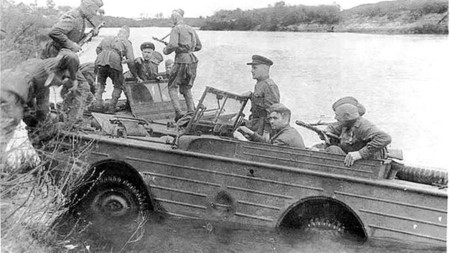 Ford Gpa In Red Army