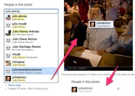 """Flickr añade soporte para etiquetar """"amigos"""""""