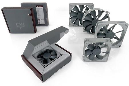 Noctua introduce nuevos ventiladores 'redux' con cambio de imagen, e 'industrialPPC'