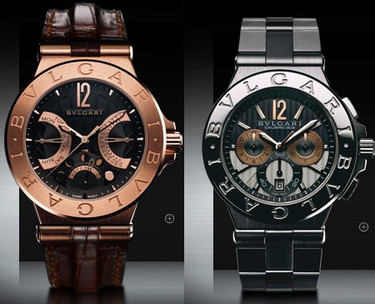 Reloj Diagono by Bvlgari