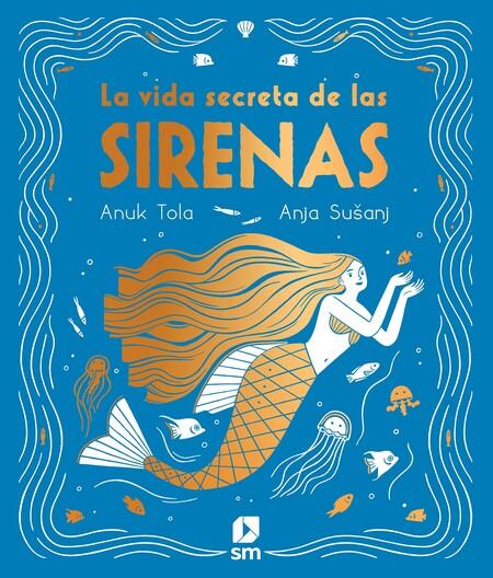 El libro secreto de las sirenas