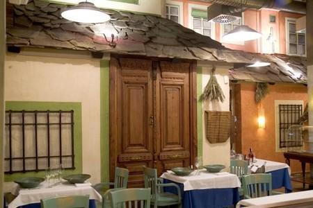 El desarme según el restaurante Teitu, cocina asturiana de armas tomar